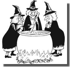 Calendrier des 3 sorcières ou 4 sorcières (triple witching day)