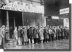 Le chômage aux USA
